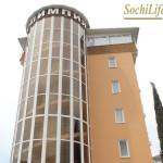 Отель «Олимпия-Адлер» (Сочи)