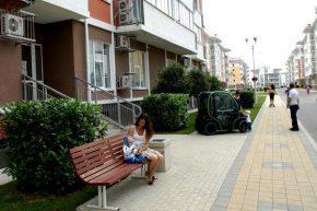 Екатерининский квартал. Отдых в Сочи