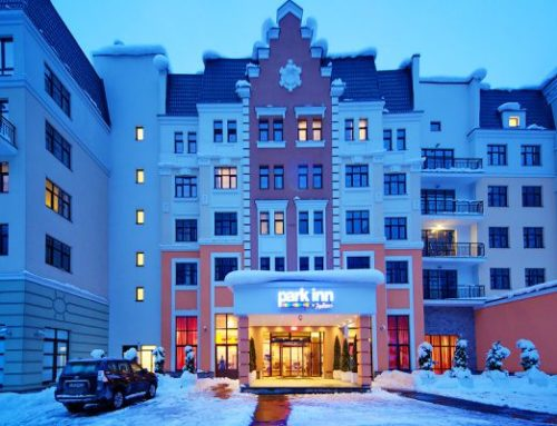 ОТЕЛЬ «PARK INN BY RADISSON ROSA KHUTOR» 4*- Роза Хутор