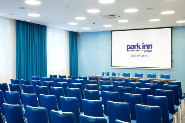 Отель Park Inn by Radisson Sochi City Centre. Отдых в Сочи