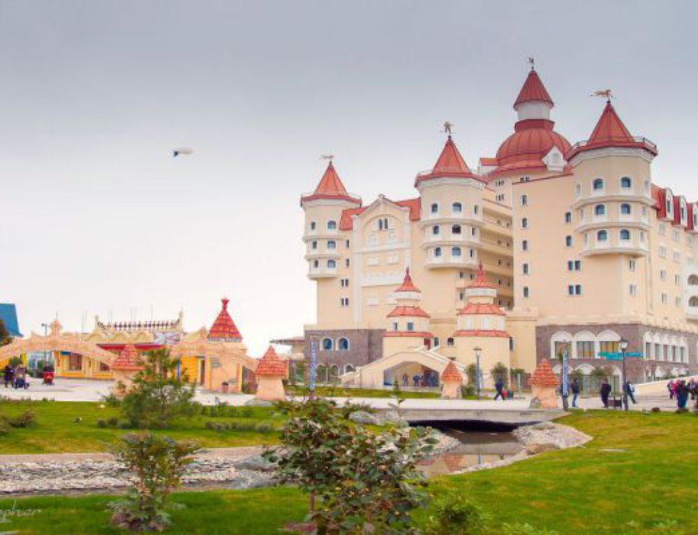 Отель «Богатырь» 4* Олимпийский парк (Сочи)
