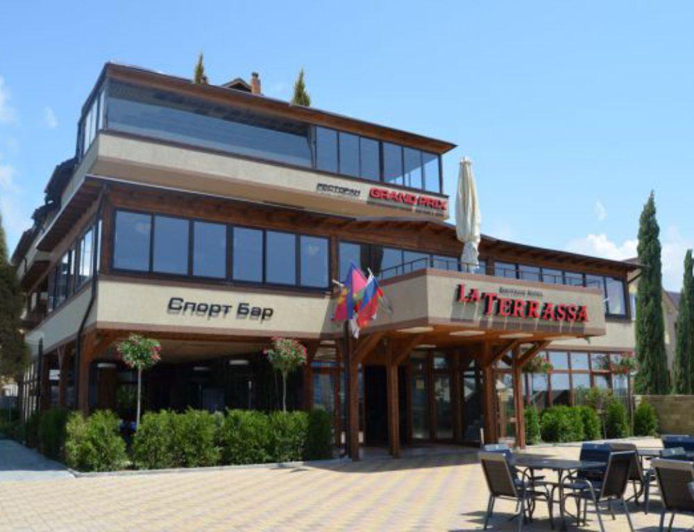Отель «La Terrassa» 3* – Отели Адлера (Сочи) Олимпийский парк