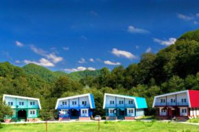 База отдыха Сочи Inn (бывшая АнБеранда) 1 - Отели Лоо (Сочи)