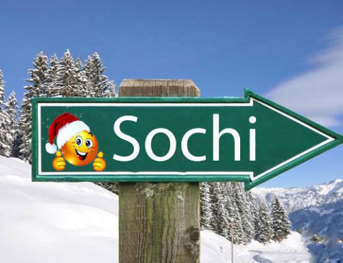 Зимний отдых в Сочи 2019 г.