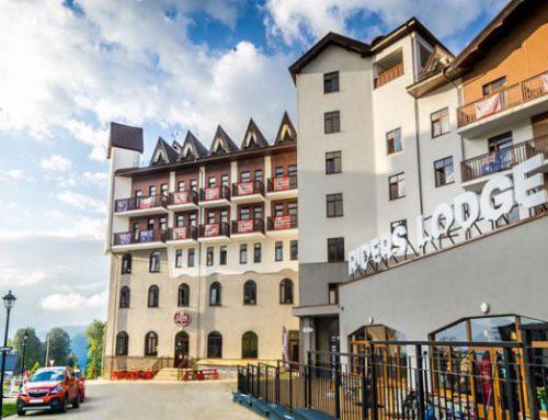 Отель «RIDERS LODGE» Красная Поляна (Сочи)