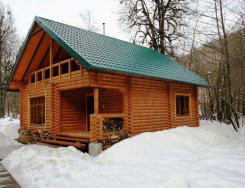 Коттеджный комплекс «Лесной» Красная Поляна