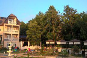 парк - отель Джазлоо. Отдых в Сочи