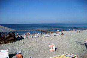 Морская Даль Лазаревское Головинка. отдых в Сочи