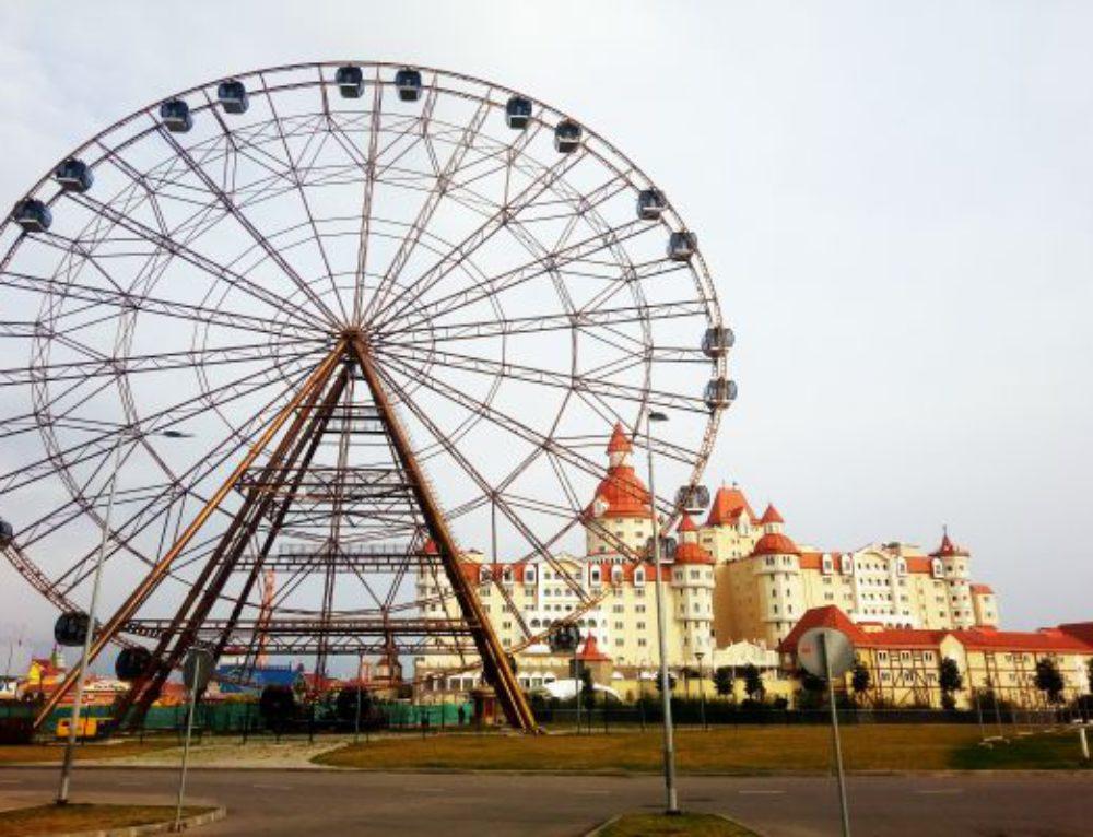 Отель «Богатырь» 4* – Олимпийский парк (Сочи)