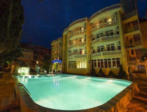 Отель «Кипарис» GRACE Kiparis Hotel 3* центр Адлера Сочи