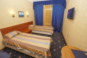 отель Кипарис центр Адлера. Отдых в Сочи