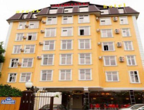 Отель «Марианна» — отели центра Сочи