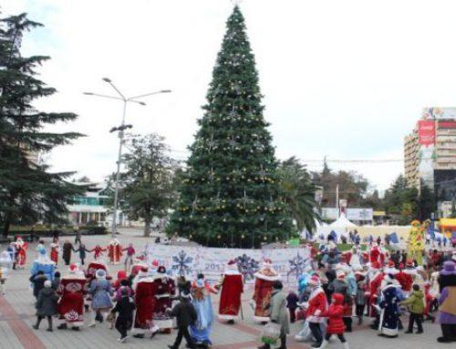Семейный праздник Новый год | Рождество с детьми 2018 Сочи