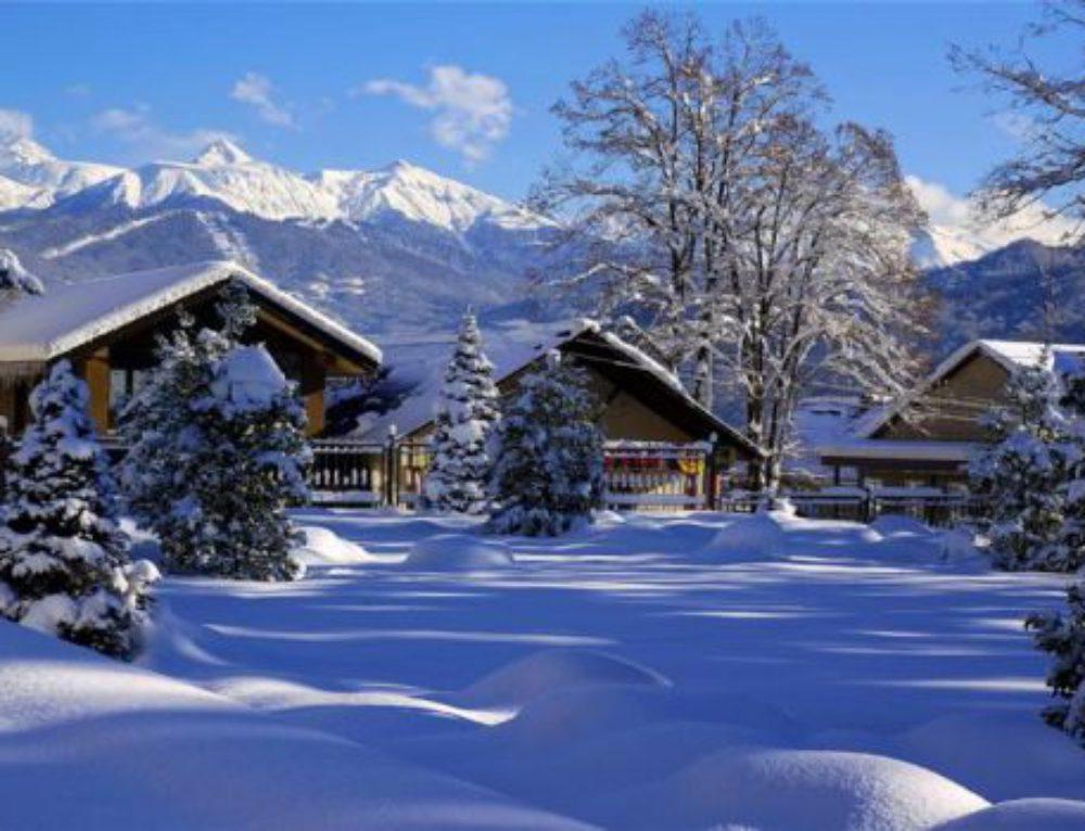 Новый год | Рождество в горах Красной поляны (Сочи) 2019